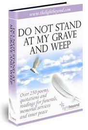 Funeral Memorial Poems