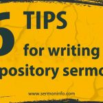 How To Prepare An Expository Sermon