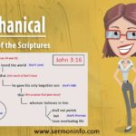 How To Create The Mechanical Layout of The Scriptures