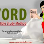 The WORD Bible Study Method