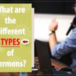 What are the Different Types of Biblical Sermons?