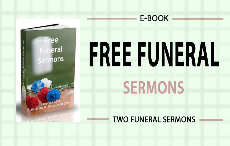 Free Funeral Sermons