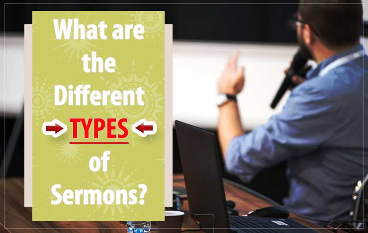What are the different types of sermons?